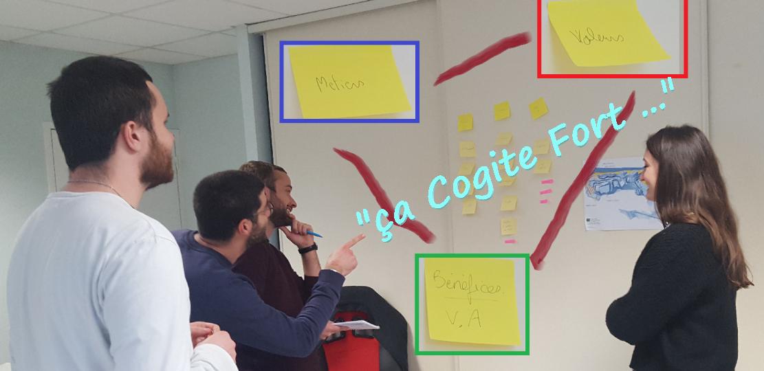 Teambuilding 2018 ça Cogite fort chez Cogitime !