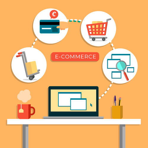 site e-commerce cogitime