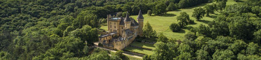 Château en Dordogne