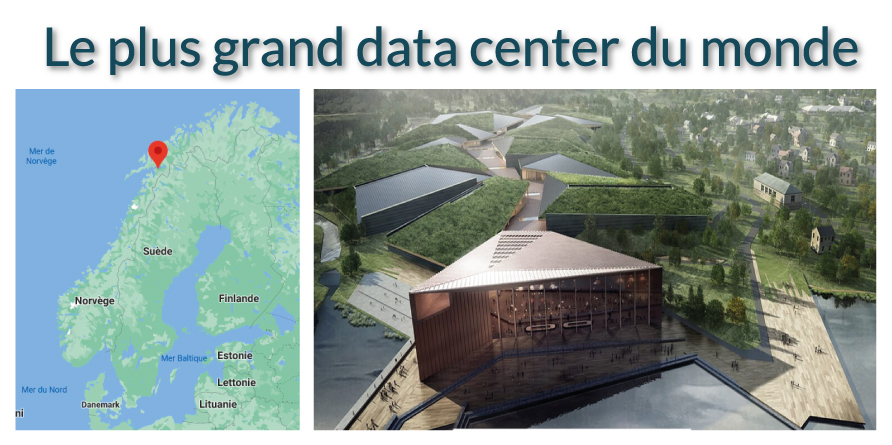 data center Ballangen