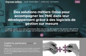 site internet France Odoo